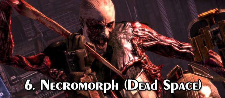 Necromorph_Dead Space_Alien