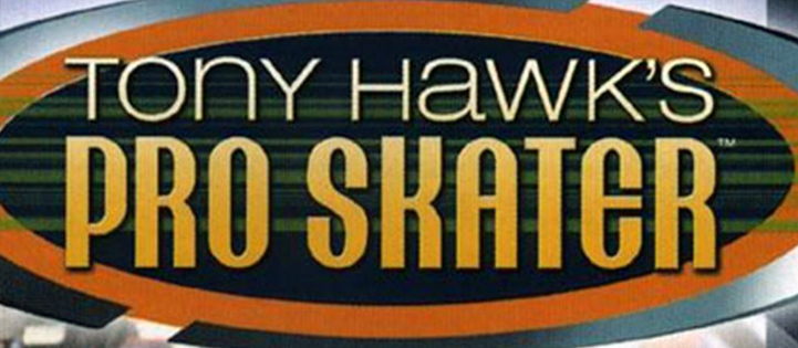 Tony Hawks Pro Skaer_Playstation