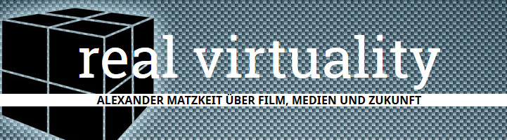"Logo des Blogs ""Real virtuality"""