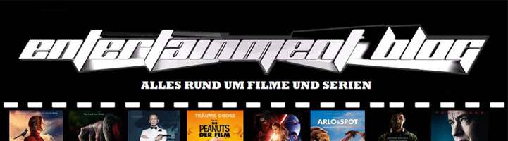 Das Logo vom Entertainment Blog.